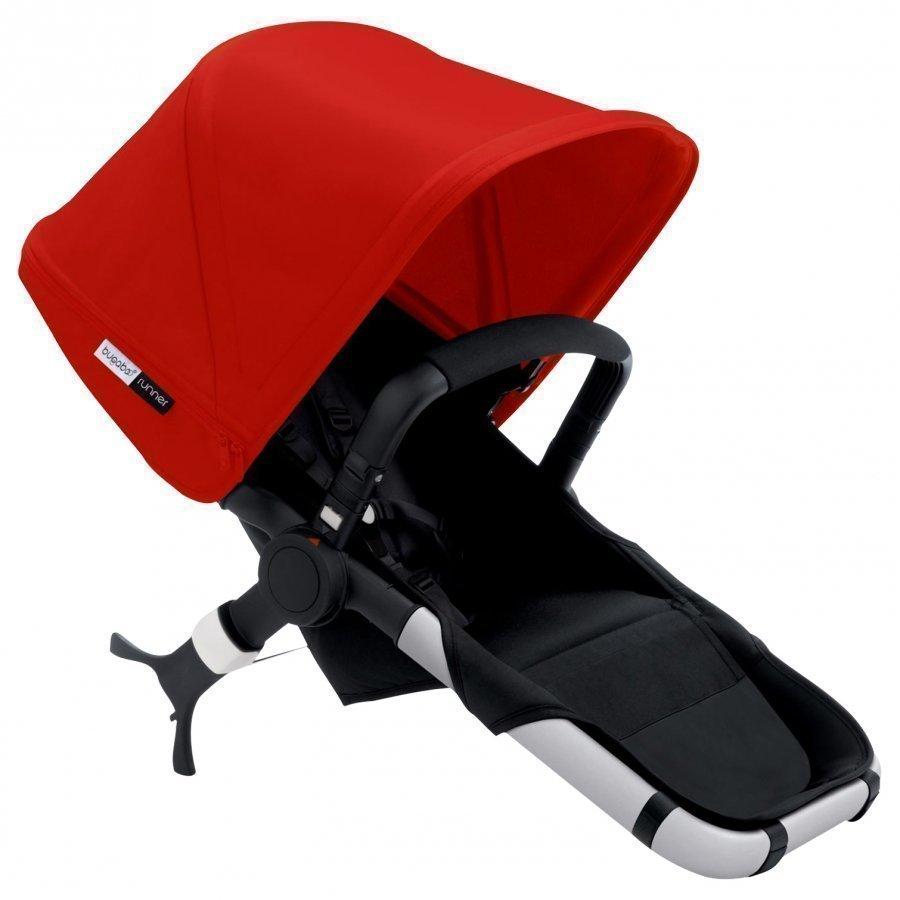Bugaboo Runner Seat Red Yhdistelmävaunut