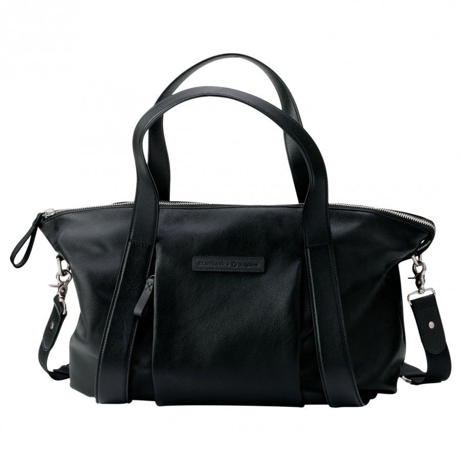Bugaboo+Storksak Diaper Bag Leather Hoitolaukku