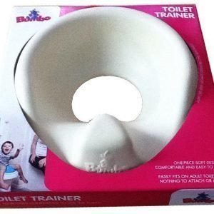 Bumbo Toilet Trainer WC-supistaja Valkoinen