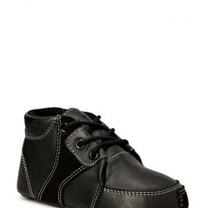 Bundgaard Prewalker Black W/Laces