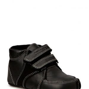 Bundgaard Prewalker Black W/Velcro