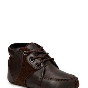 Bundgaard Prewalker Brown W/Laces