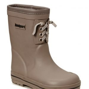 Bundgaard Rubber Boot W/Warm Grey