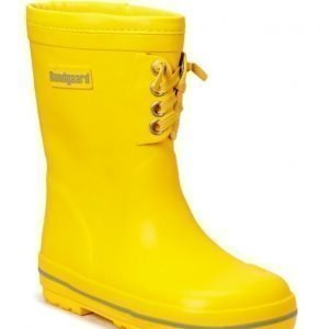 Bundgaard Rubber Boot W/Warm Yellow