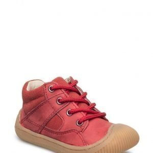 Bundgaard Walk Lace Red Homeslipper
