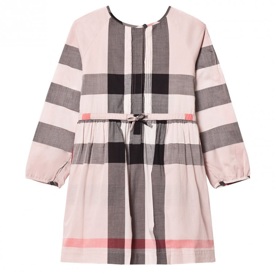 Burberry Antique Pink Agnes Dress Mekko