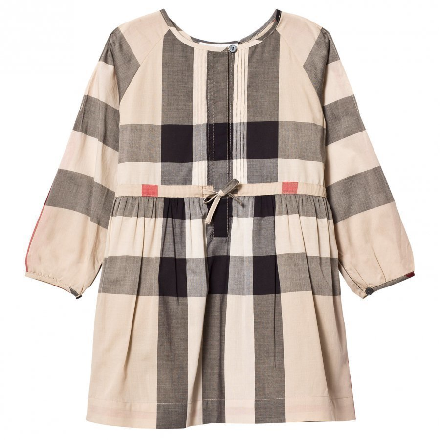 Burberry Beige Agnes Dress Mekko