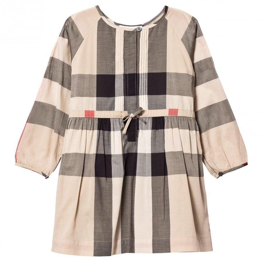 Burberry Beige Agnes Dress Mekko