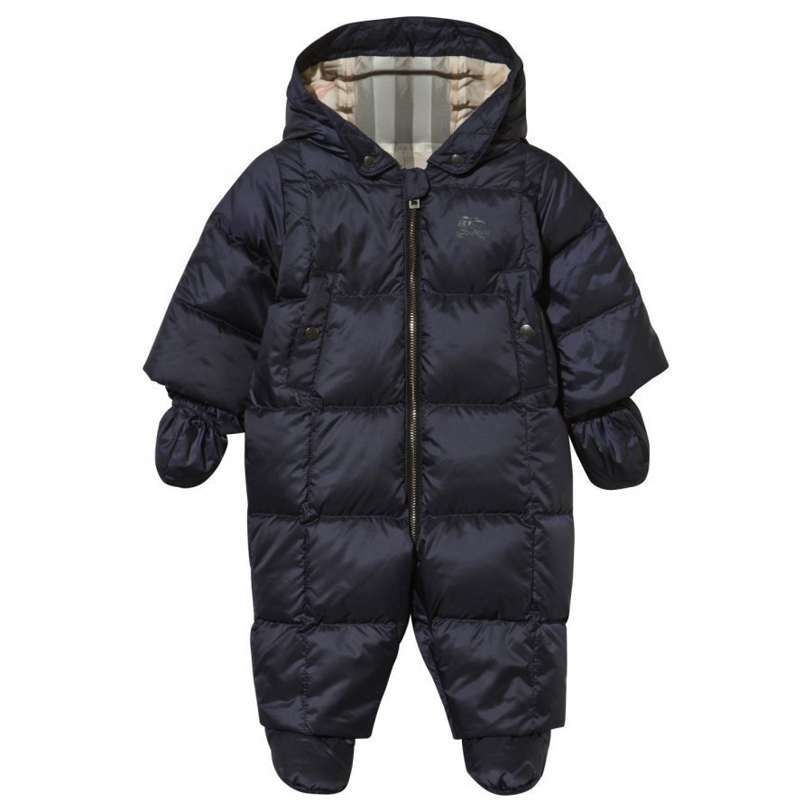 Burberry Down-Filled Puffer Suit Navy Toppahaalari