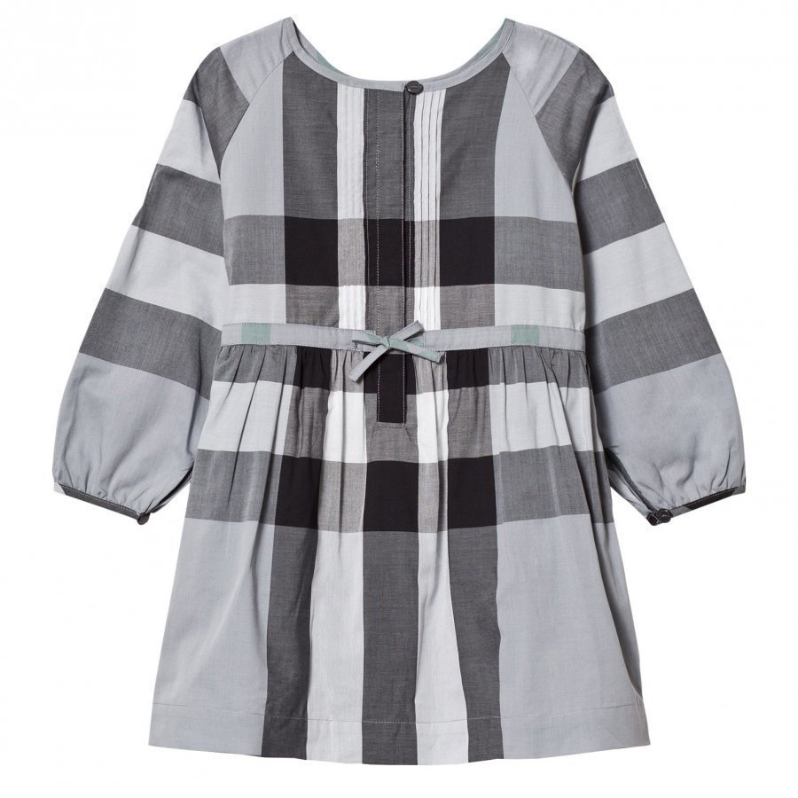 Burberry Dusty Blue Agnes Dress Mekko