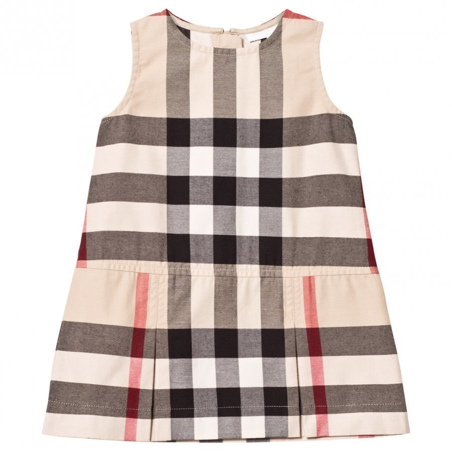 Burberry Stone Mini Dawny Sleeveless Dress Mekko