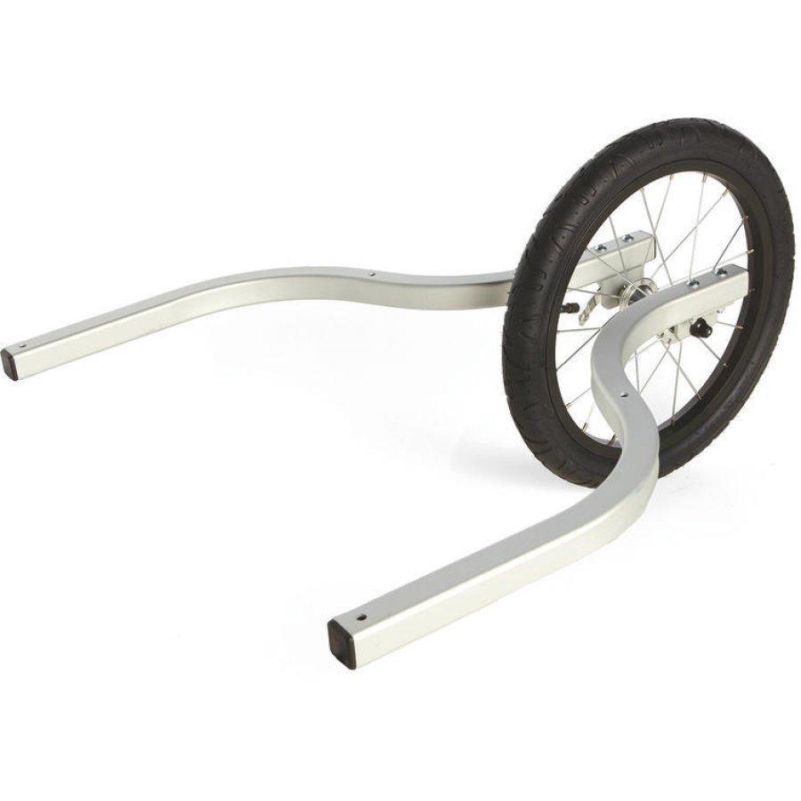 Burley Juoksusetti Jogger Kit Double Ilman Käsijarrua My16