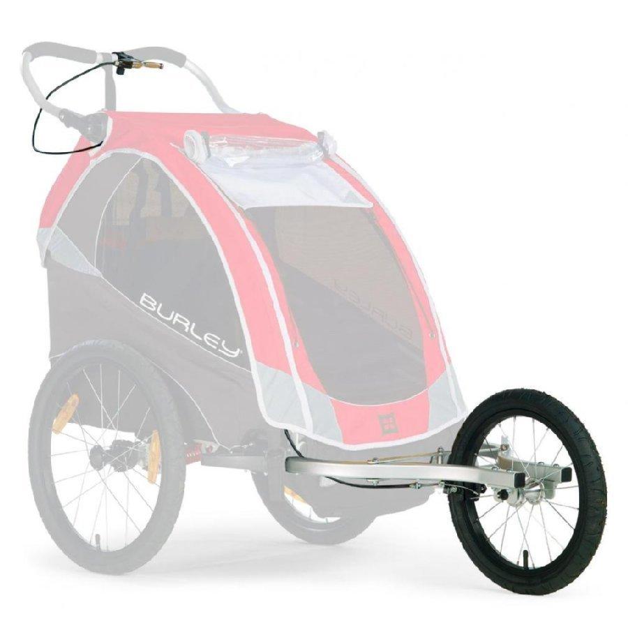 Burley Juoksusetti Jogger Kit Solo Levyjarrulla