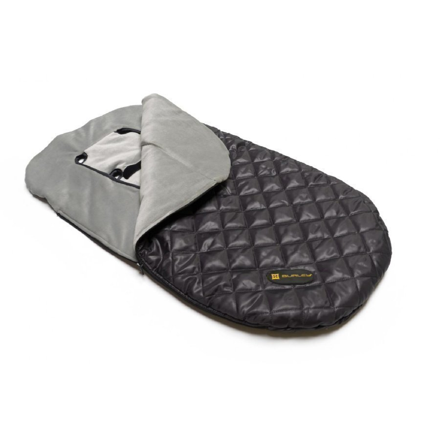 Burley Lämpöpussi Bunting Bag Harmaa