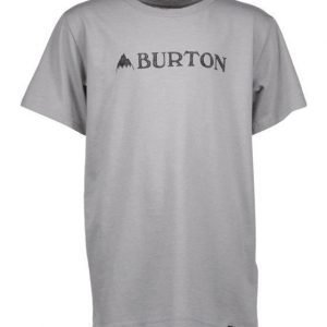 Burton B Mountain Horizontal Ss Tee t-paita