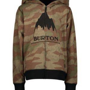 Burton B Mountain Logo Full-Zip Hoodie huppari
