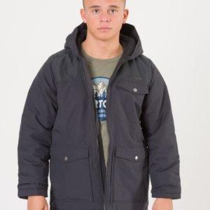 Burton Boys Castable Jacket Takki Musta