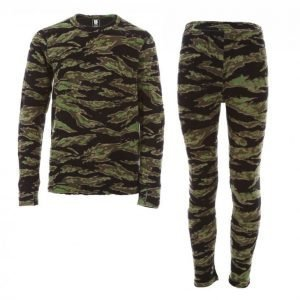 Burton Youth Fleece Set Synteettinen Aluskerrasto Camo