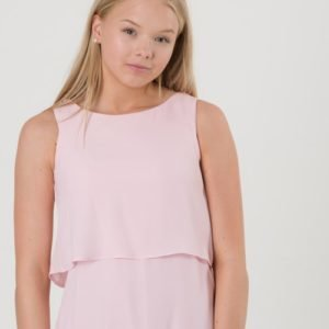 By Jeppson Agnes Dress Mekko Vaaleanpunainen