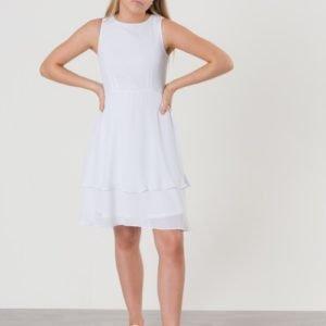 By Jeppson Alicia Dress Mekko Valkoinen