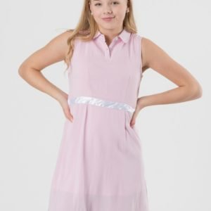By Jeppson Annie Dress Mekko Vaaleanpunainen