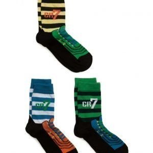 CR7 Cr7 Kids Socks 3-Pack
