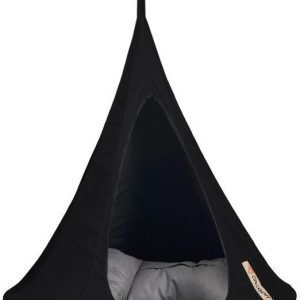 Cacoon Riipputuoli/Riippumaja Bonsai Musta