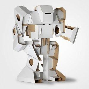 Calafant Robot Leikkisetti