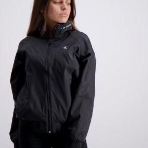 Calvin Klein Essential Light Jacket Takki Musta