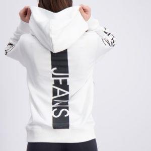Calvin Klein Hero Logo Hoodie Huppari Valkoinen