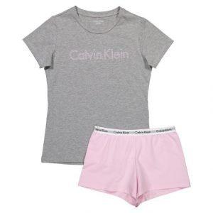 Calvin Klein Knit Pj Set Pyjama
