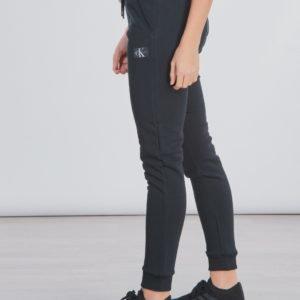 Calvin Klein Monogram Sweatpants Collegehousut Musta