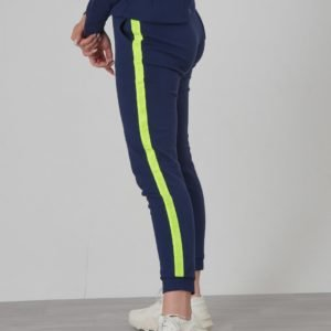 Calvin Klein Neon Tape Sweatpants Collegehousut Sininen