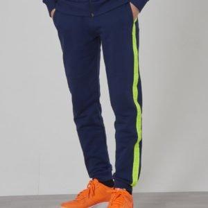 Calvin Klein Neon Tape Sweatpants Collegehousut Sininen