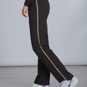 Calvin Klein Punto Wide Leg Sweatpants Collegehousut Musta