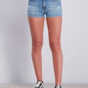 Calvin Klein Straight Mr Short Shortsit Sininen