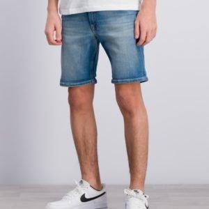 Calvin Klein Tapered Short Shortsit Sininen
