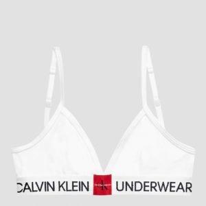 Calvin Klein Triangle Rintaliivit Valkoinen