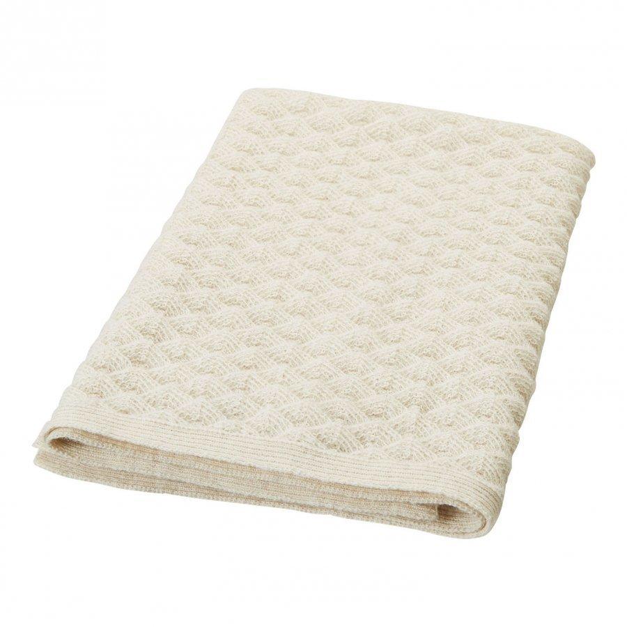 Cam Cam Alpaca Baby Blanket Creme Huopa