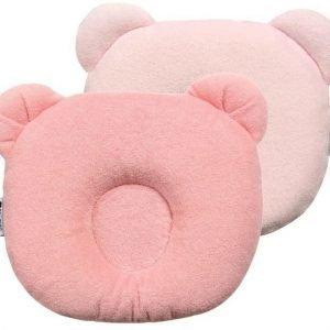 Candide Babykudde Panda Vaaleanpunainen
