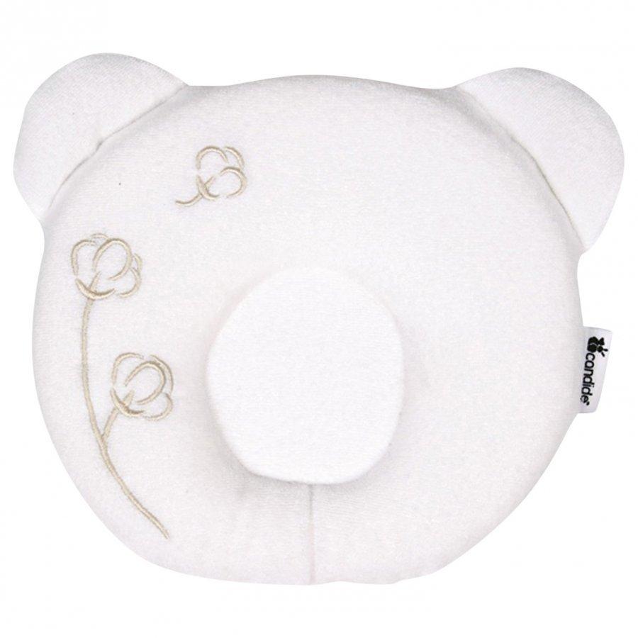 Candide Panda Pillow White Organic Tyyny