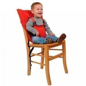 Candide Sack´N Seat Strap Matkatuoli Punainen