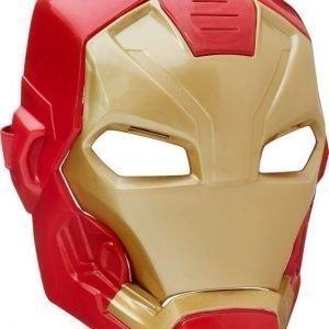 Captain America Tech Fx Mask Iron Man