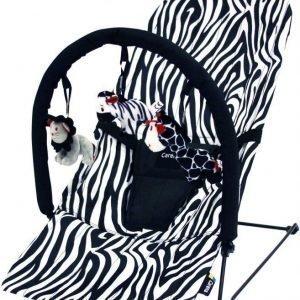 Carena Arholma Babysitter Bouncer Zebra