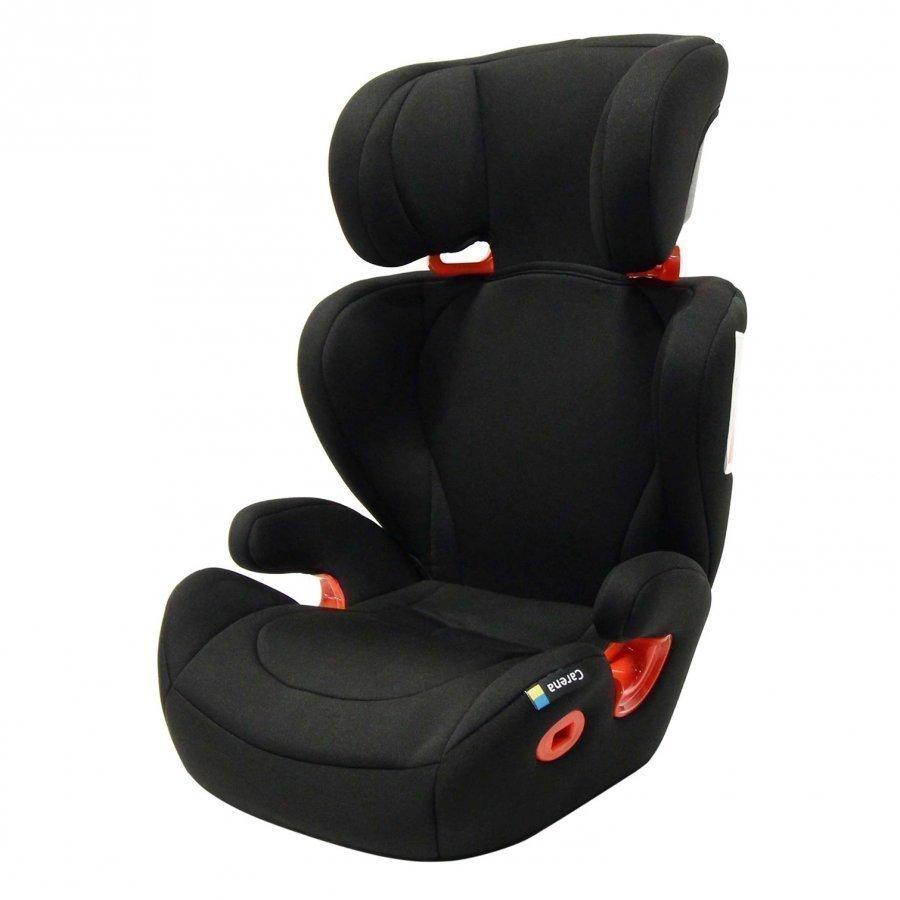 Carena Fejan Booster Car Seat Black Turvaistuin 15-36 Kg
