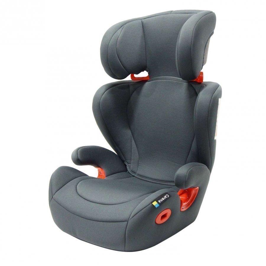 Carena Fejan Booster Car Seat Grey Turvaistuin 15-36 Kg