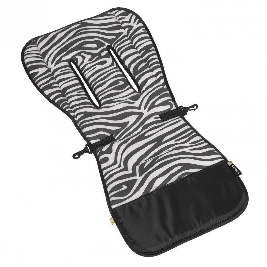 Carena Gräsö Seat Liner Zebra Istuintyyny