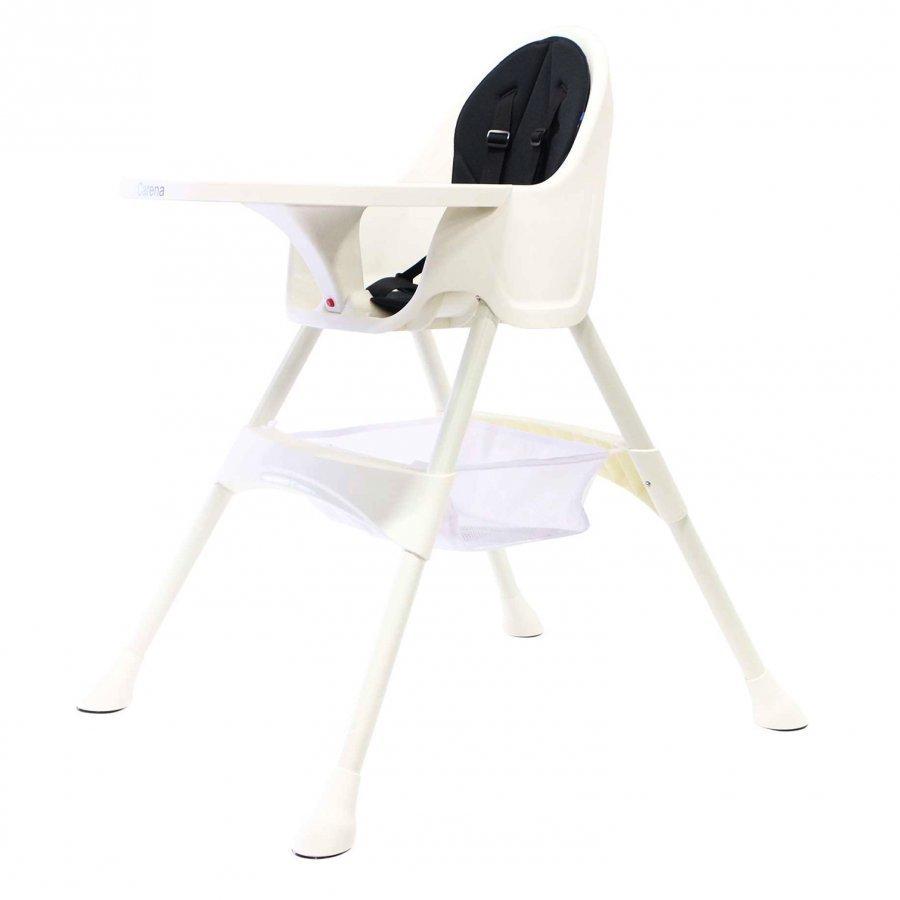 Carena Matvik High Chair With Tray White Syöttötuoli