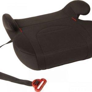 Carena Vitkobb Booster Cushion With Adjustable Belt Black Turvaistuin 15-36 Kg