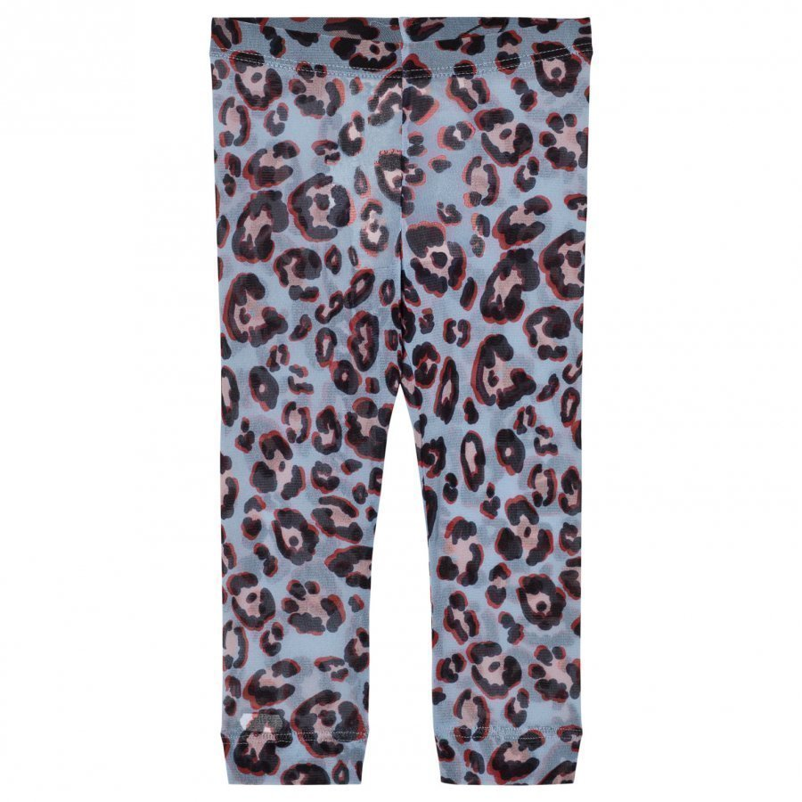 Caroline Bosmans Leggings Dizzy Cat Blue Legginsit